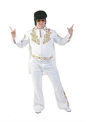 2 Piece Elvis Costume