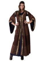 Renaissance Woman's Clothing