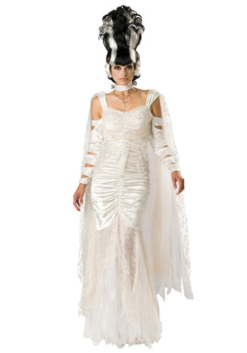 Deluxe Bride of Frankenstein Costume