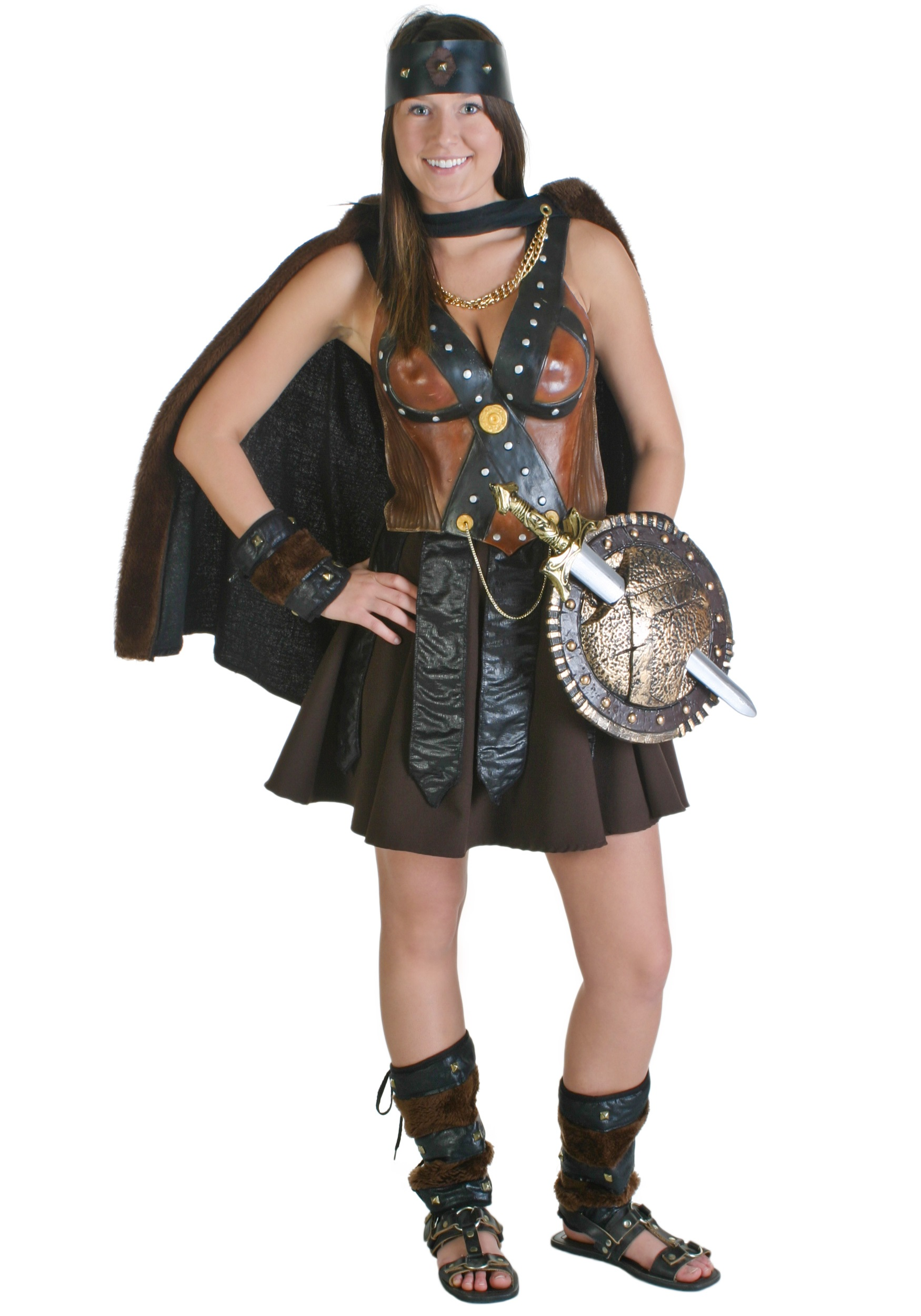 Xena Warrior Princess Costume Xena Costume Plus Size...