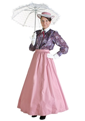 Victorian Lady Costume