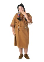 Plus Size Indian Costume