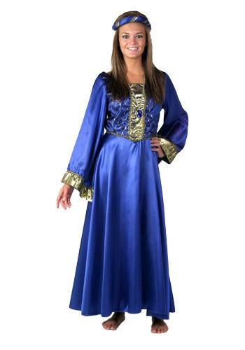 Purple Renaissance Dress