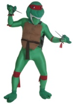 Red Fighting Turtles Costume