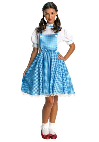 Dorothy Costume Adult Wizard Of Oz Costumes