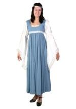 Blue Renaissance Costume