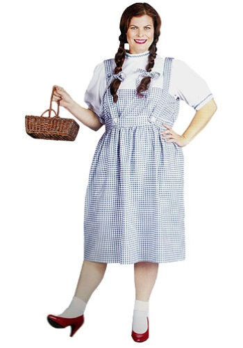 Adult Dorothy Costume  sc 1 st  Costumes Galore & Adult Dorothy Costume - Classic Adult Halloween Costumes