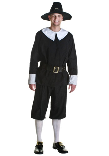Pilgrim Costume