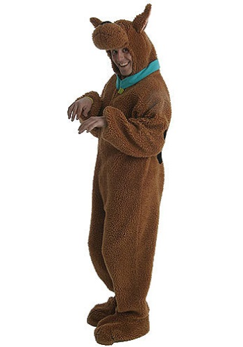 Adult Scooby Doo Movie Costume