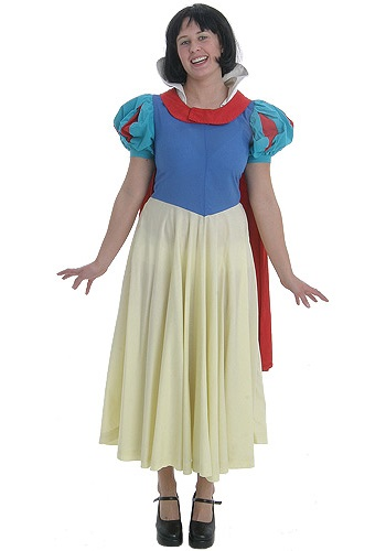 Adult Snow White Disney Costume