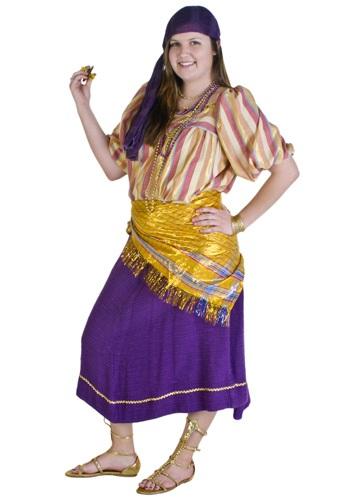 Jeweled Gypsy Costume
