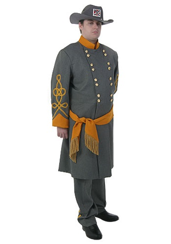 mens civil war costume sc 1 st costumes galore image number 29 of confederate soldier halloween costume