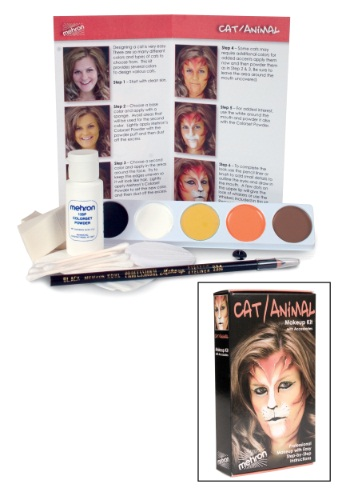 Cat Makeup Kit