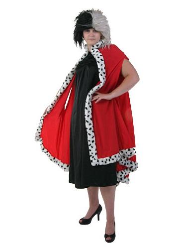 Womens Cruella Deville Costume