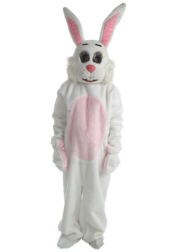Adult Easter Bunny Costume Rental