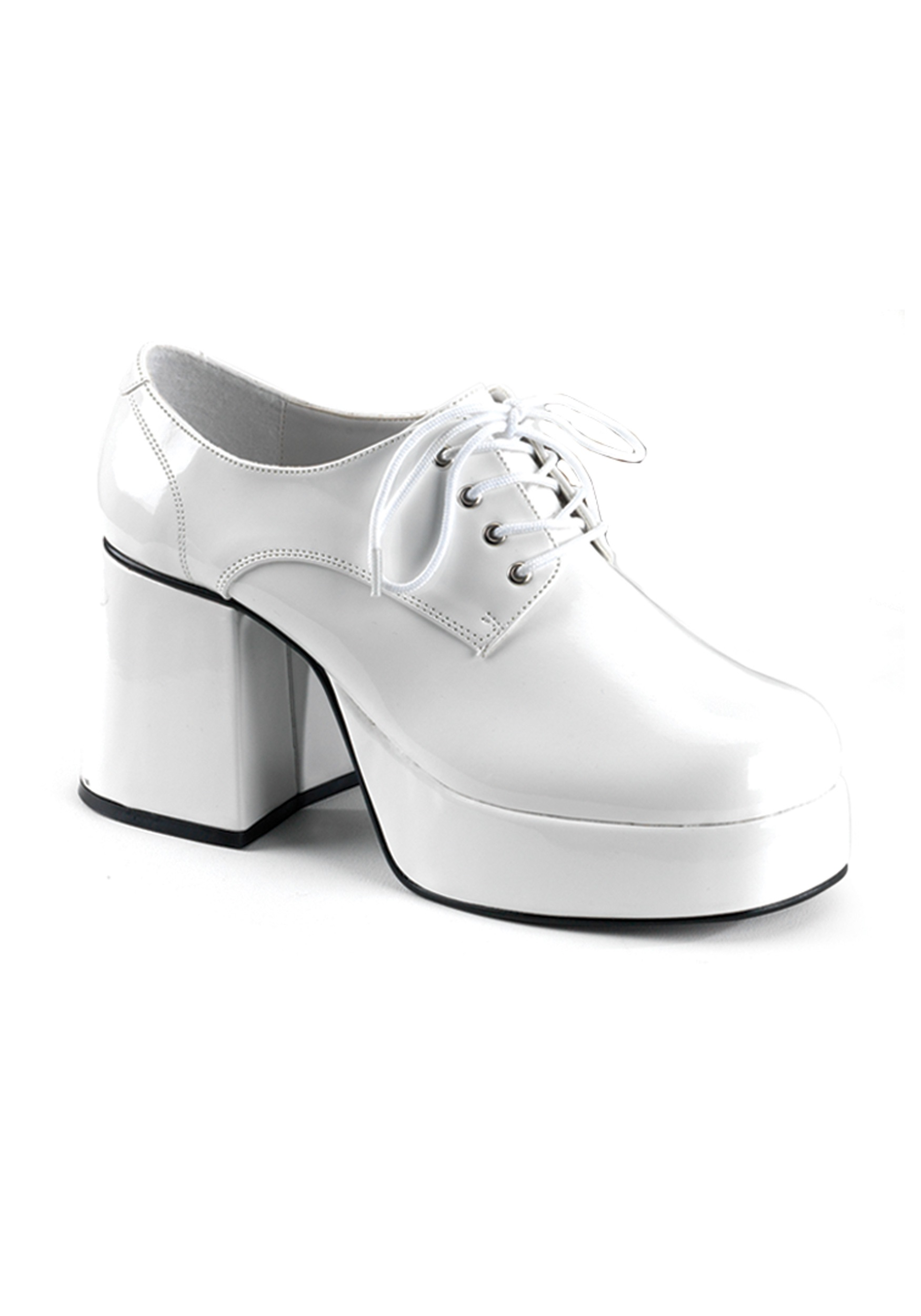 s platform shoes disco costume accessory