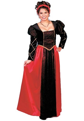 Royal Fantasy Costume