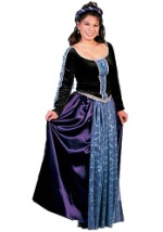 Royal Princess Costume  sc 1 st  Costumes Galore & Plus Size Medieval Jester Costume - Medieval Adult Halloween Costumes