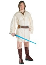 Star Wars Young Obi-Wan Kenobi Adult Costume