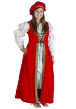 Lady of the Court Renaissance Costume