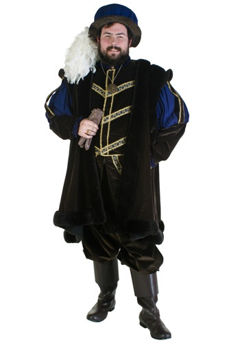 King Henry the 8th Costume