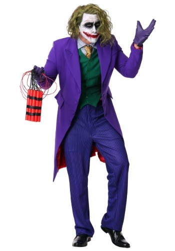 Authentic Joker Costume