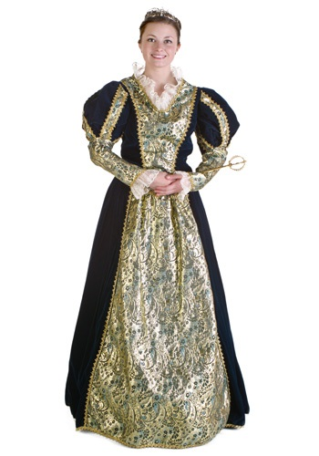 Shakespearean Queen Costume