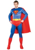 Authentic Superman Costume