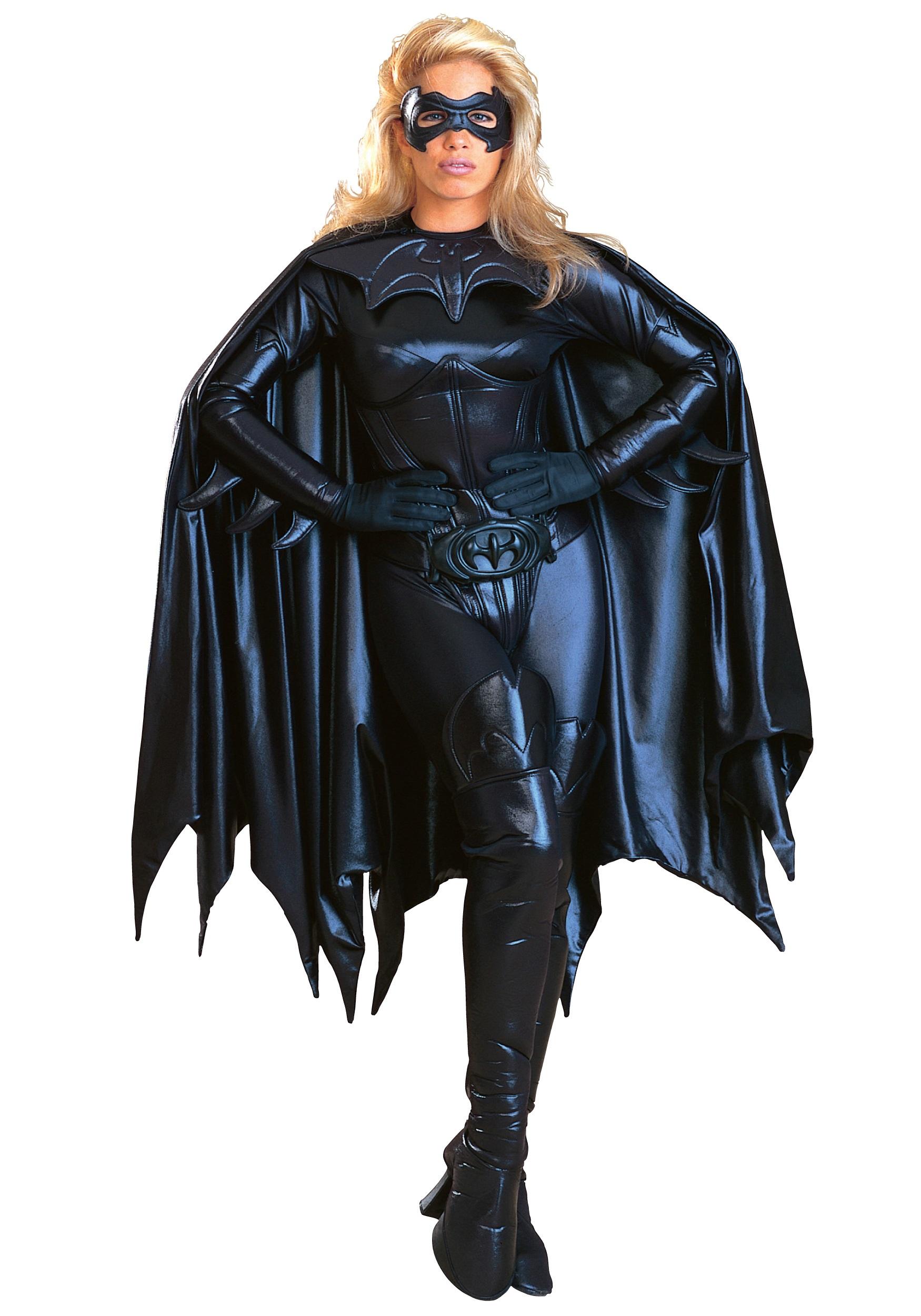 authentic batgirl costume